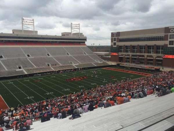 Boone Pickens Stadium, section: 309, row: 30, seat: 42