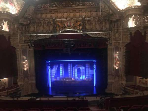 James M. Nederlander Theatre, section: Balcony LC, row: L, seat: 310