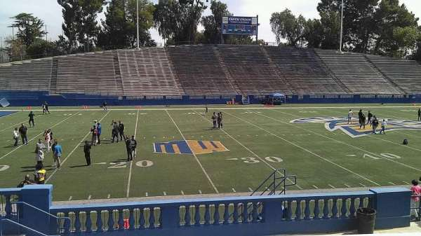 CEFCU STADIUM, section: 113, row: 16, seat: 16