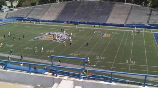 CEFCU STADIUM, section: 202, row: 7, seat: 9