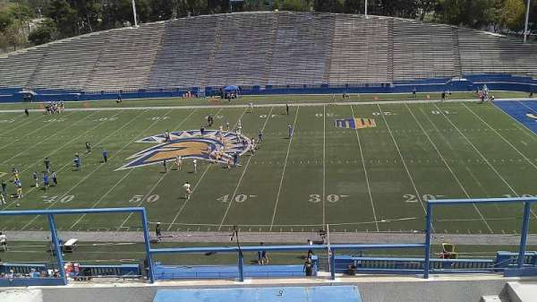 CEFCU STADIUM, section: 204, row: 8, seat: 7