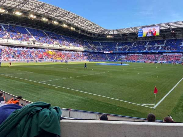 Red Bull Arena, section: 115, row: 5, seat: 6