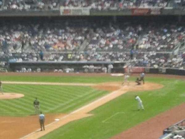 Yankee Stadium, section: 231, row: 13, seat: 2