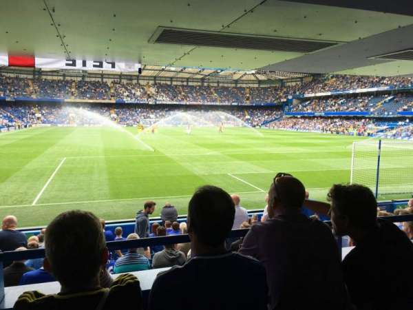 Stamford Bridge, section: Shed End Lower 5, row: 15, seat: 145