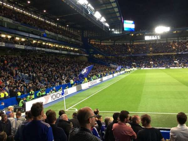 Stamford Bridge, section: Shed End Lower 6, row: 13, seat: 164