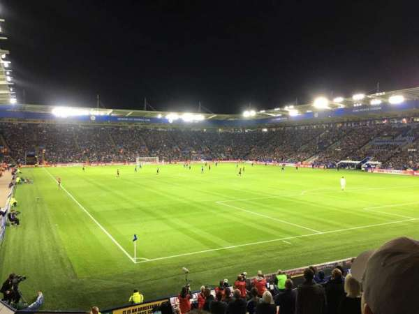 King Power Stadium, section: 5