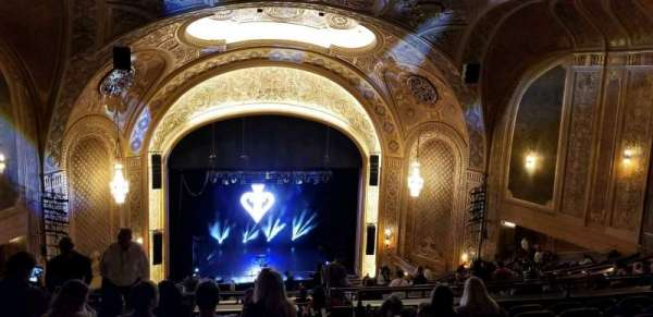 Paramount Theatre (Seattle), section: 3rdmezz, row: z, seat: 2