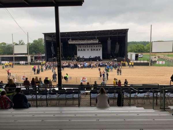 Allegan County Fair, section: I, row: 8, seat: 31
