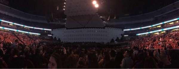 Honda Center, section: 214, row: 14, seat: 13