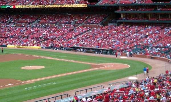 Busch Stadium, section: 158, row: 21, seat: 10