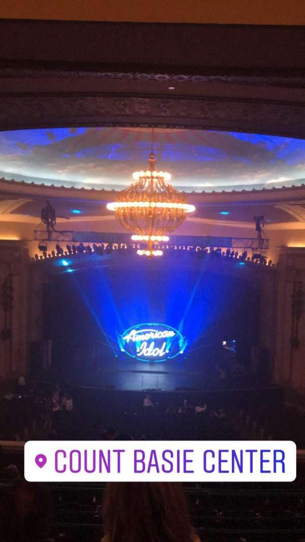 Hackensack Meridian Health Theatre, section: Balcony C, row: K, seat: 107/108