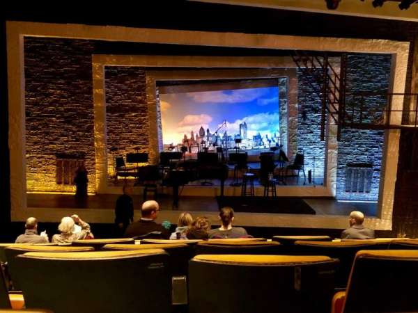 Tony Kiser Theatre, section: Orchestra, row: L, seat: 103