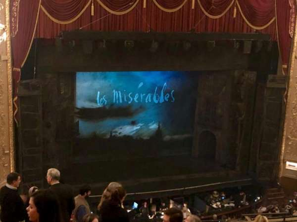 Orpheum Theatre (Memphis), section: Balcony Left Center, row: F, seat: 211