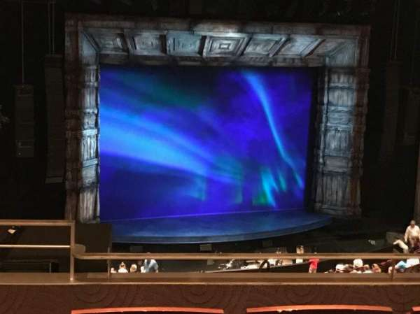 The Buell Theatre, section: Mezzanine E, row: D, seat: 209