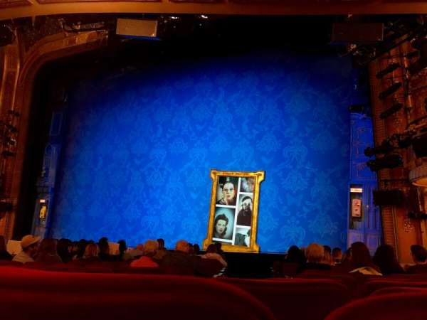 Walter Kerr Theatre, section: Orchestra C, row: E, seat: 104
