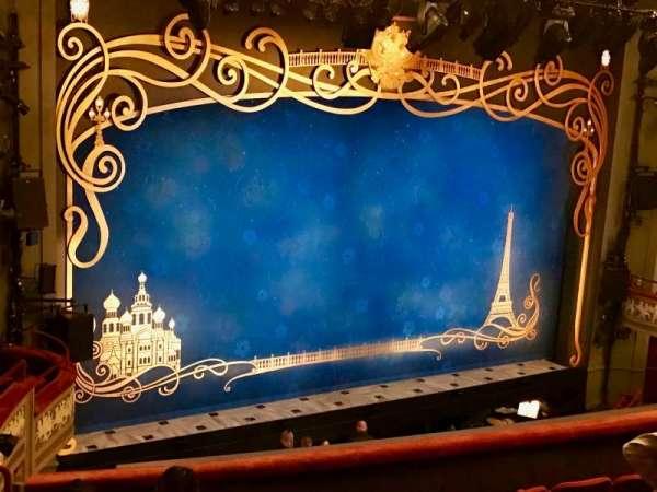 Broadhurst Theatre, section: Mezzanine L, row: C, seat: 15