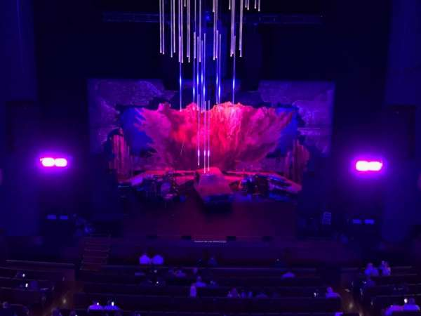 Winspear Opera House, section: Dress Circle, row: C, seat: 27