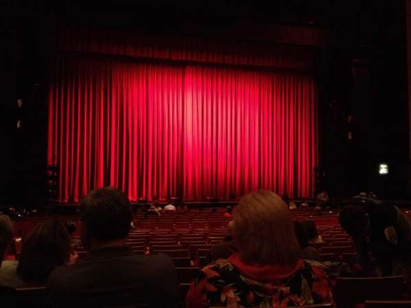 Durham Performing Arts Center, section: Orchestra 3, row: S, seat: 119