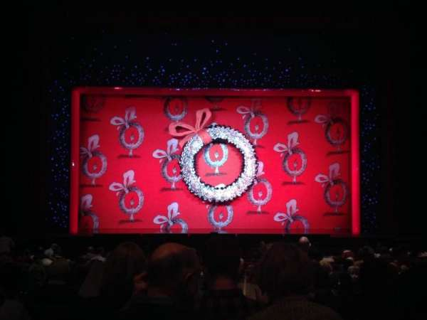 Durham Performing Arts Center, section: Orchestra 3, row: Z, seat: 112