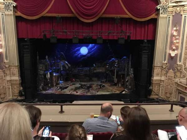 James M. Nederlander Theatre, section: LOGE C, row: D, seat: 306