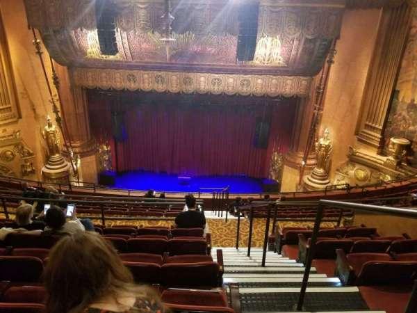 Beacon Theatre, section: UPBALC, row: L, seat: 113
