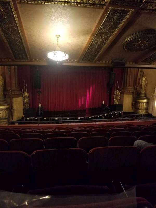 Beacon Theatre, section: Loge 1, row: J, seat: 15