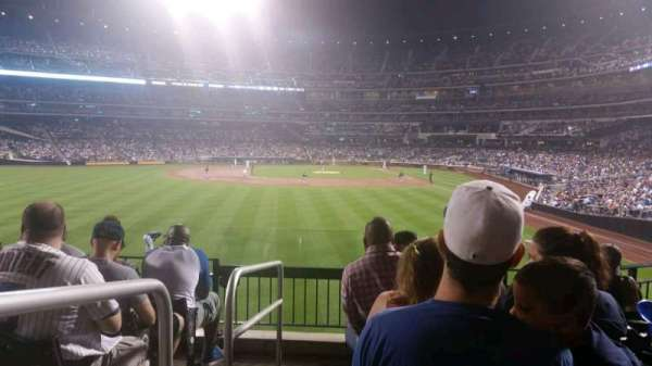 Citi Field, section: 134, row: 6, seat: 22