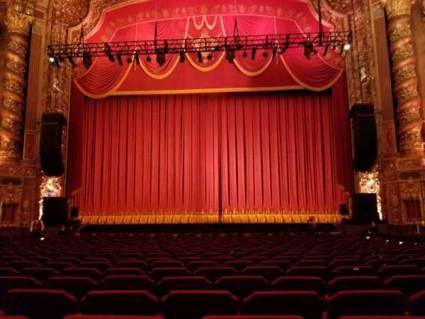 Kings Theatre (Brooklyn), section: 2, row: T, seat: 111