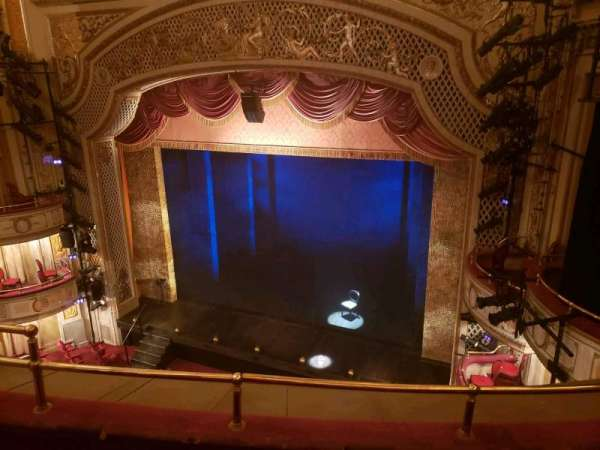Cort Theatre, section: Balcony R, row: C, seat: 10