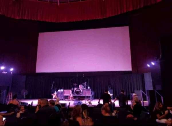 Stargazers Theatre, section: Floor, row: Back