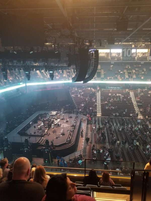 Mohegan Sun Arena, section: 119, row: H, seat: 3
