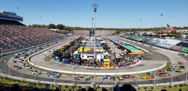 Martinsville Speedway, section: 105, row: 29, seat: 5