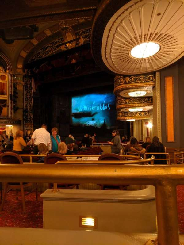 Palace Theater (Waterbury), section: 1E, row: S, seat: 20