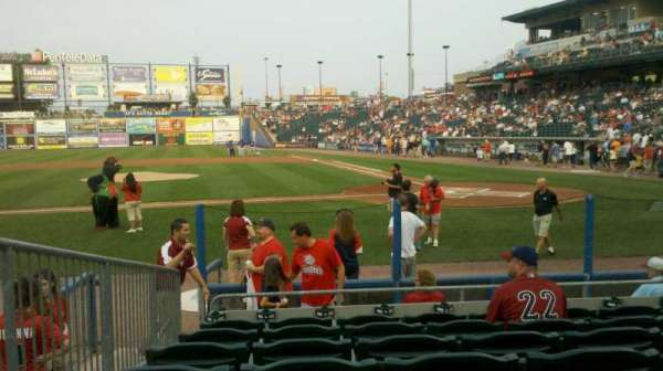 Coca-Cola Park, section: 116, row: J, seat: 10