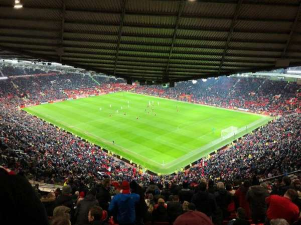 Old Trafford, section: NW3431, row: 36, seat: 89