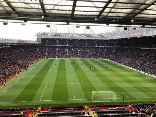 Old Trafford, section: E333, row: 6, seat: 118