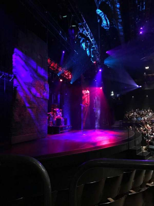 Gillian Lynne Theatre, section: Stalls, row: I, seat: 60