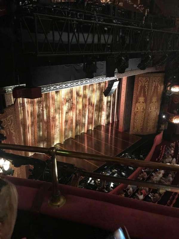 The London Palladium, section: Grand Circle, row: B, seat: 51