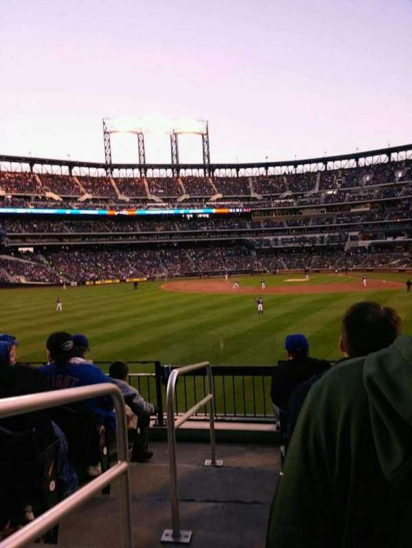 Citi Field, section: 135, row: 8, seat: 12