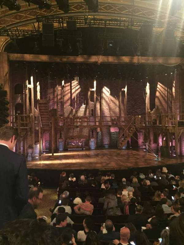 Richard Rodgers Theatre, section: Orchestra C, row: P, seat: 113