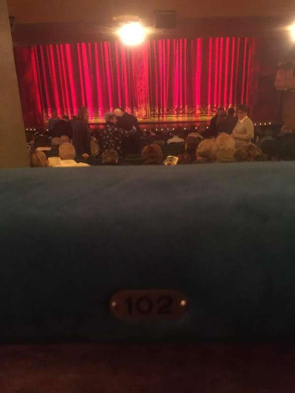 Shubert Theatre , section: Orchestra, row: Standing room, seat: 102