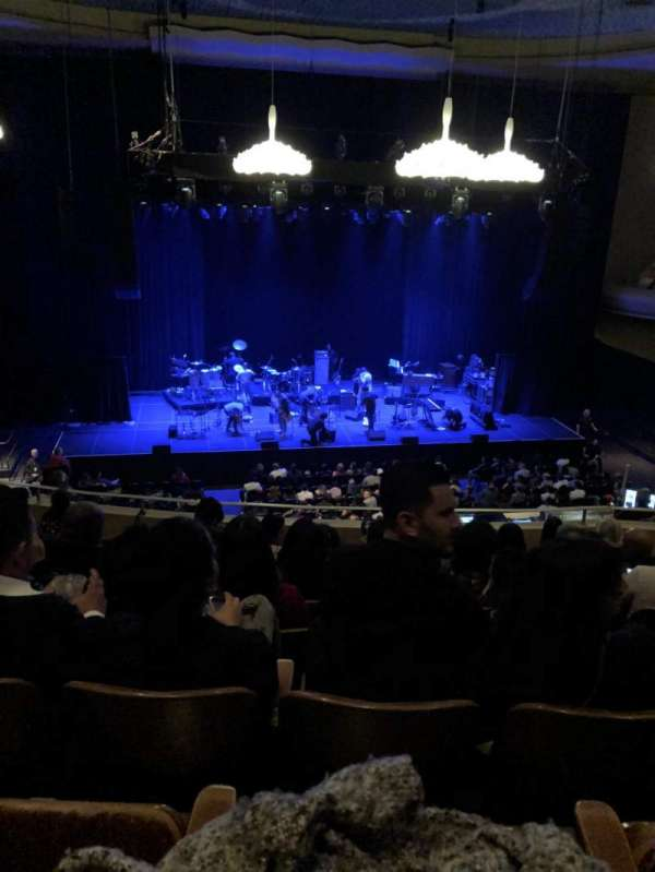 SF Masonic Auditorium, section: 7Balcony, row: 8, seat: 10