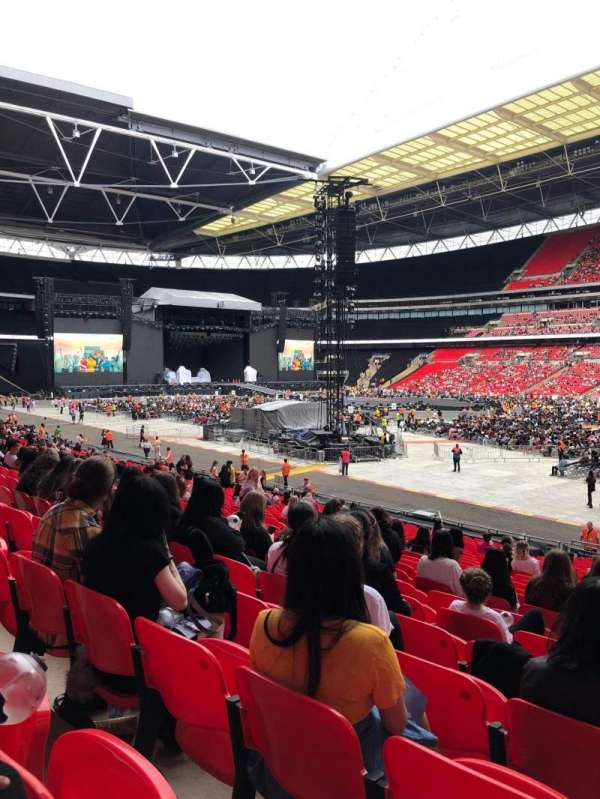 Wembley Stadium, section: 118, row: 27, seat: 202