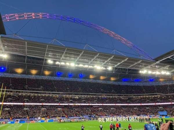 Wembley Stadium, section: 126, row: 11, seat: 96