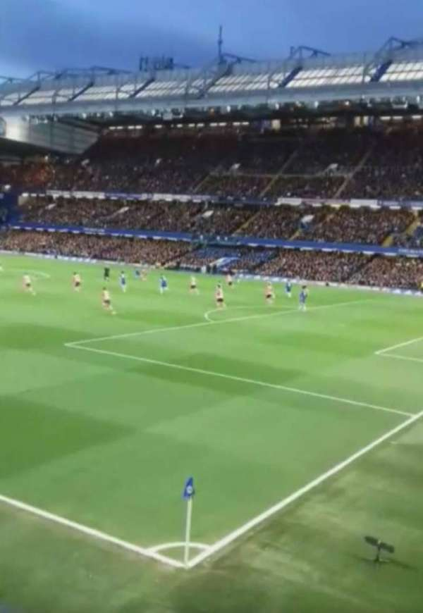 Stamford Bridge, section: Shed End Upper 7, row: 1, seat: 264