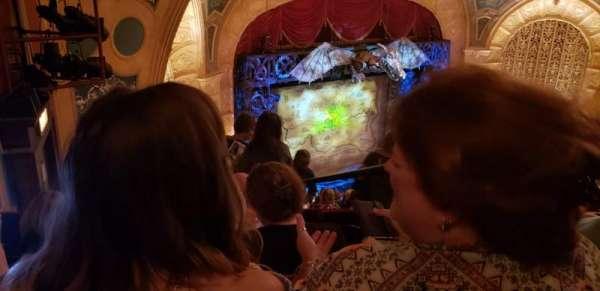 Detroit Opera House, section: BALCM7, row: G, seat: 3