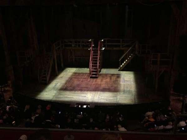 Richard Rodgers Theatre, section: Front Mezzanine C, row: C, seat: 101