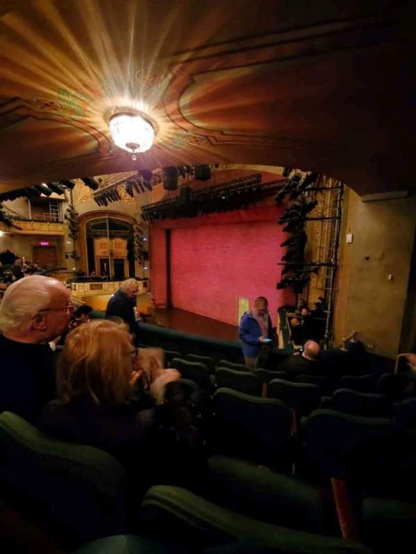 Shubert Theatre, section: Mezzanine, row: E, seat: 28