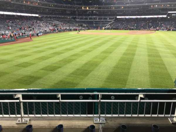 Nationals Park, section: 140, row: C, seat: 6