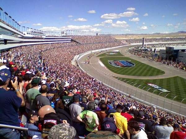 Las Vegas Motor Speedway, section PT112